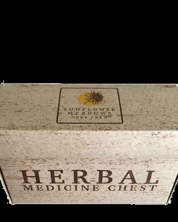 Sunflower Meadows Herb Farm Medicine Chest