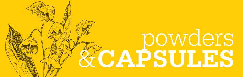 Powders & Capsules