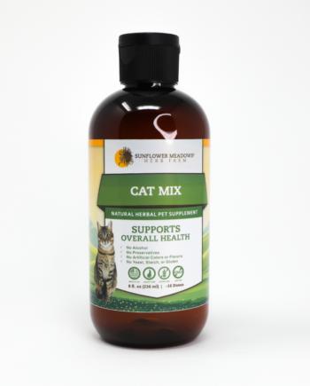 Sunflower Meadows Cat Herbal Supplement