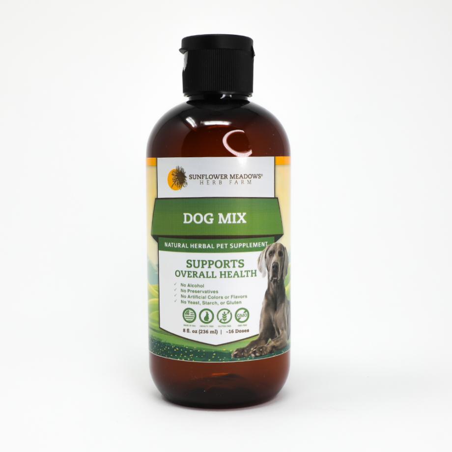 Sunflower Meadows Dog Herbal Supplement