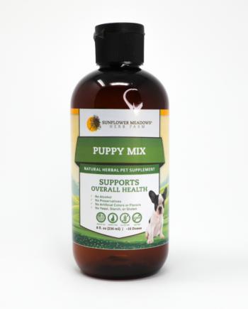 Sunflower Meadows Puppy Herbal Supplement